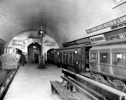 London metrosu, 1904-cü il