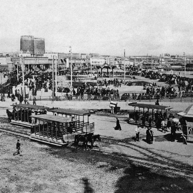 Kohnə Baki 1910 1920 Ci Illər Nostalgiya Az